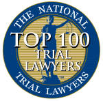 Top 100 Trial Lawyers Award
